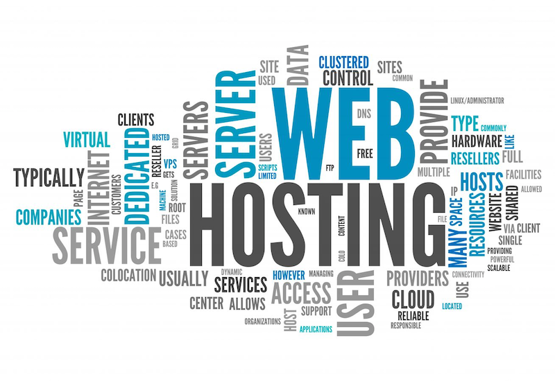 Image showing Web Hosting & Backups