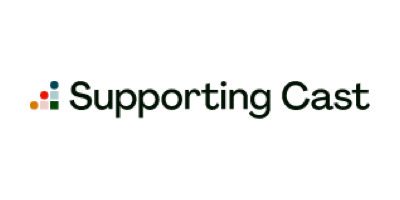 Supporting Cast Logo